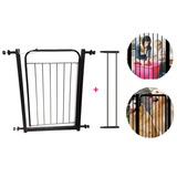Grade Movel Portão Proteção Criança Bebê Cão + Extensor Pt