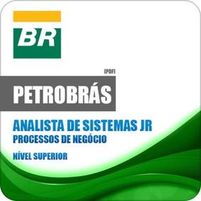 Apostila Petrobrás 2018 Analista De Sistemas Junior