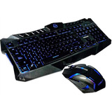 Kit Gamer Teclado + Mouse Draco Anti-ghosting Lince