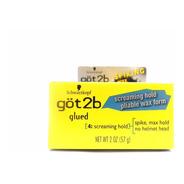 Gel Got2b Glued Spiking Wax Screaming Hold Pliable Wax Form