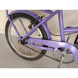 Bicicleta Marca Soria Rodado 20 De Niña