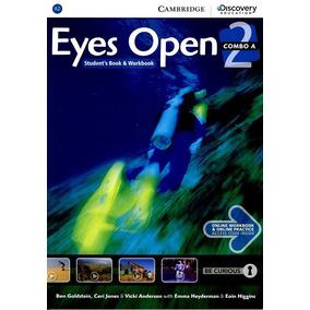 Eyes Open 2 / Student S Book + Workbook / Cambridge