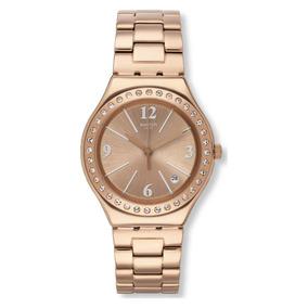 Reloj Allurissime Oro Rosado Swatch