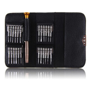Estuche 24 Atornilladores Para Mac Notebook iPhone Tablet