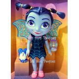 Vampirina - Hermosa Muñeca De 27cm Con Luz Y Sonido!