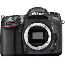 Câmera Nikon D7100 ( Só O Corpo )
