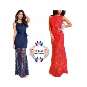 Vestido De Fiesta - Gala - Noche (010167) Elbauldecorina