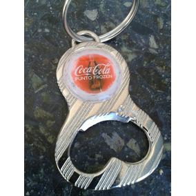 3 Llavero Coca Cola Nuevo Excelente