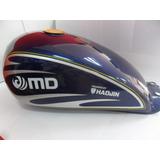 Tanque Gasolina Moto Condor Azul Md Haojim Original