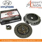 Kit De Croche Hyundai Elantra Matrix 2.0 1.8