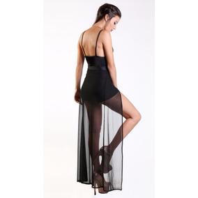 Sexy Mono Vestido Exclusivo Lycra Premium Importada