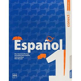 Libro Secundaria: Conect@ Palabras. Español. Vol. 1 - Nuevo