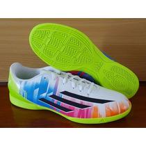 Zapatos Adidas F10 Messi Futbol De Salon