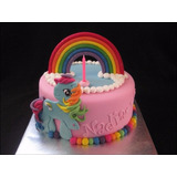 Tortas Decoradas - Mi Pequeño Pony