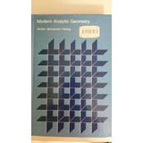 Libro De Geometría Analítica Moderna