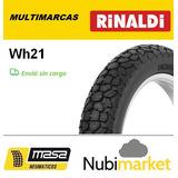 Cubierta Rinaldi 110/90-17 Wh21 - Nubimarket