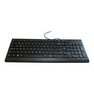 Teclado Lenovo Usb Sk-8823 Negro Español 00xh611 Latino