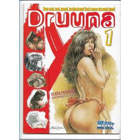 Druuna X  Revista