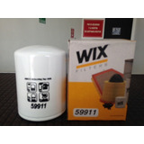 Filtro Aceite Wix 59911 Chevrolet Nkr / Nhr