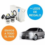 Kit Luces Led Cree H1 H7 O H3 Chevrolet Astra 16.000 Lumens