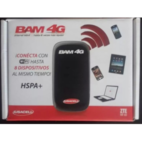 Dispositivo Internet Movil Wifi Zte Bam 4g Gsm