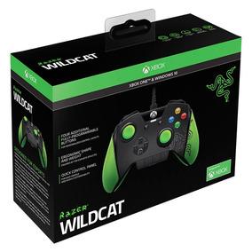 Controle Razer Wildcat Xbox One E Pc, Com Cabo - Windows 10
