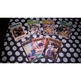 Lote De 7 Mangas