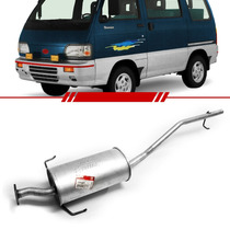 Conjunto Traseiro Asia Motors Towner De 99 98 97 96 95 94 93