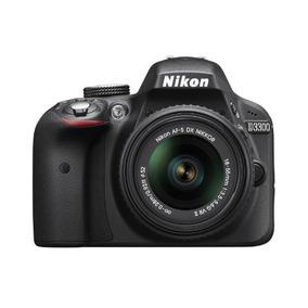 Nikon D3300 24.2 Mp Cmos Digital Slr Con Enfoqu Envío Gratis