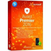 Avast Premier 1 Pc Licencia Hasta 2023