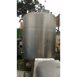 Tanque De Aço Inox 5 Mil Litros Para Leite