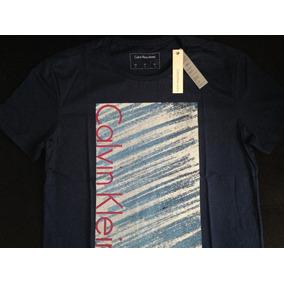 Camiseta Camisa Calvin Klein Ck Top! Original