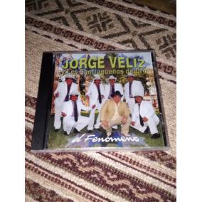 Jorge Veliz El Fenomeno Cd Nuevo Sellado
