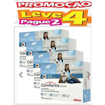 Anti-pulgas Comfortis 18 A 27 Kg - Leve 4 Pague 2