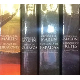 Juego De Tronos - Tomos 3 4 Y 5 - Game Of Thrones Libros