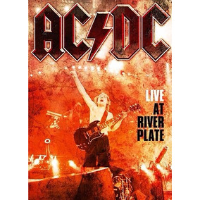 Ac/dc Live At River Plate Dvd Acdc Nuevo Oferta