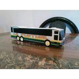 Replica De Antiguo Colectivo Micro Omnibus Bus En Resina Dic