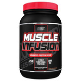 Whey Nutrex Muscle Infusion Advanced 907g Original Brinde