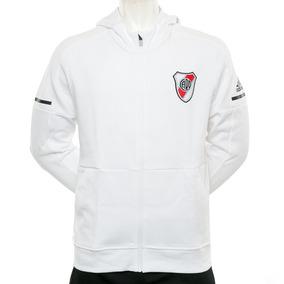 Buzo River Plate Anthem Squad adidas Sport 78