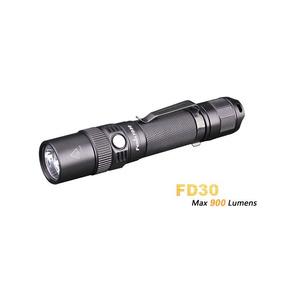 Nueva Linterna Fenix Fd30 Con Zoom, 900lm Y Alcance De 200m.