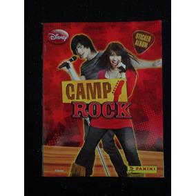 Album Sticker Camp Rock - Colado Panini