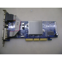 Placa De Vídeo Asus V9400-x Geforce Mx-4000 64mb Agp 4x/8x