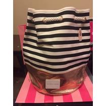 Bonita Backpack Victoria Secret Nueva Con Etiquetas_cvj