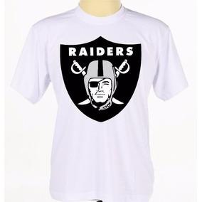 Camisa Futebol Americano Raiders Da - Camisetas Manga Curta no ... 8af4a821e29