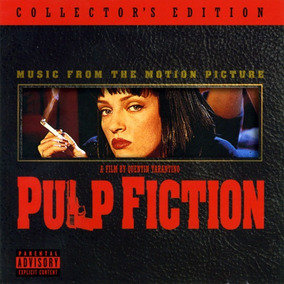 Cd Soundtrack Pulp Fiction Collector Cd Import Nuevo Stock