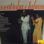 Cascatinha E Inhana 1981 St Lp India / Chuá Chuá / La Paloma