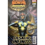 Hq Guerras Secretas Guardiões Da Galáxia Desafio Infinito 2