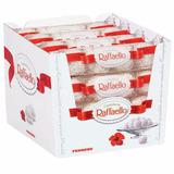 Chocolate Ferrero Roucher E Rafaello- Caixa C/ 48 Bombons.