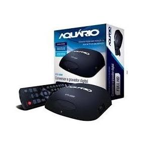 Conversor E Gravador Digital Aquário Dtv-5000 S/ Cabo Hdmi