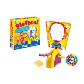 Brinquedo Jogo Pie Face -01 Torta Na Cara Pronta Entrega